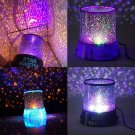 LED Starry Night Sky Projector Lamp Kids Gift Star Light