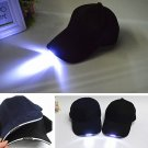 LED Glowing Hat Cap Sport Baseball Camping Dance Party