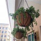 12inch Semicircular Wall Hanging Flowerpot