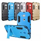 Dust Proof TPU+PC Hard Case Kickstand Stand for Huawei Ascend G7 Plus/G8