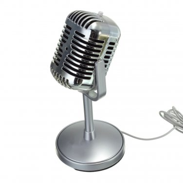 Audio Dynamic Condenser Sound Recording Microphone Mic Studio With Shock Mount