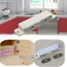 4pcs Double Magnetic Catch For Cabinets Wadrobe Cupboard Doors Furniture