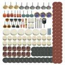 140pcs Rotary Tool Accessories Set Polishing Kit for Dremel