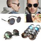 Unisex Round Sunglasses Vintage Retro