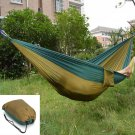 Outdoor Hammock Two Person Double Swing Bed For Travel