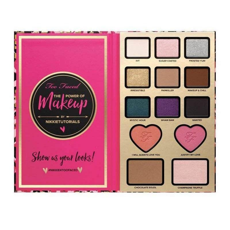 13 Color The Power of Makeup Cosmestics Eyeshadow Palette