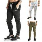 Men Slim Outdoors Sport Fitness Tracksuit Jogging Pants