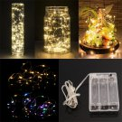 2M String Copper Wire Fairy Lights Christmas Home Decoration