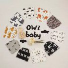 Fashion Multiple Animals Pattern Beanie Hats Kids Winter Ball Hat Cap