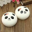 Squishy Kawaii Jumbo Panda Bun Cell Phone Bag Strap Pendant