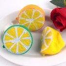 Squishy 6cm Lemon Slow Rising Fruit Collection Gift Decor Toy