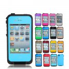 PC Waterproof Shockproof DirtProof Snow Proof Case For iPhone 4/4S