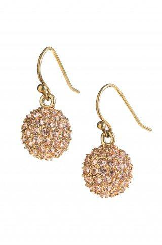 garlicfashion special elegant women fashion Soiree gold earrings RV39