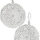 garlicfashion special elegant women fashion Jasmine Filigree silver earrings