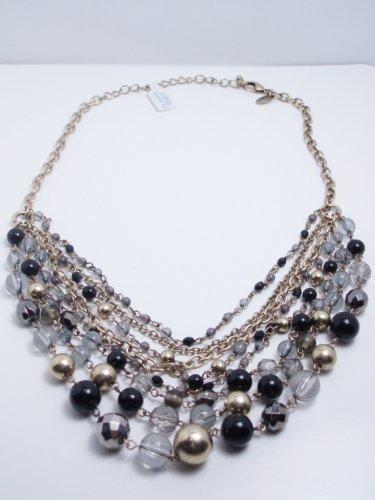 garlicfashion DIY handmade women fashion 'Fancy That' bead strands necklace chain