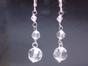 garlicfashion DIY handmade women fashion Clear ball dangle