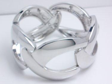 garlicfashion DIY handmade women fashion Crescent elastic bracelet