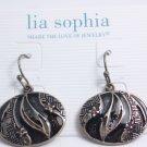 garlicfashion DIY handmade women fashion Intrigue topza emerald matte gold brown earrings