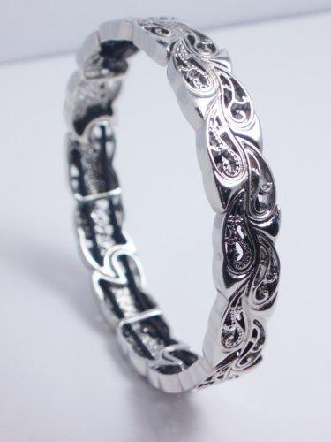 garlicfashion DIY handmade women fashion *CHARADE* elastic bracelet