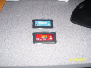 Gameboy Advance Game