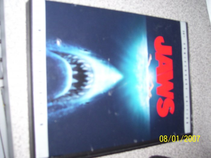30TH ANNIVERSARY EDITION JAWS