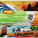 NEW! Nerf Super Soaker Zombie Strike Splatterblast Blaster! Get #THEWALKINGDEAD