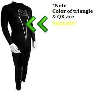 NEW! Quintana Roo Ultrafull Triathlon Wetsuit-XL Short