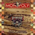 Monopoly - Nascar 50th Anniversary Collector Edition (Brand New, Unopened, RARE)