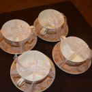 Tea cups set