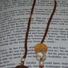 "9"" Beaded Bookmark With Cookie Charm"