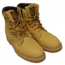 Western Chief Insulated Soft Toe Leather Work Boot Men 12 Tan (new, no box)