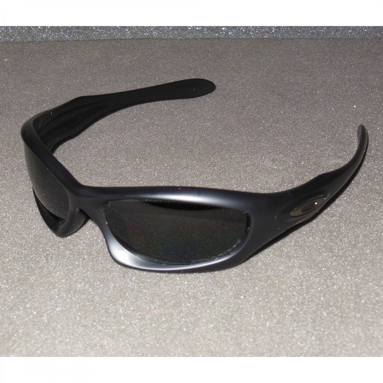 Oakley SI Military Monster Dog Men's Sunglasses Matte Black/Grey Polarized