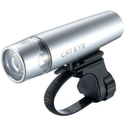 CatEye Uno Opticube LED Bicycle Headlight HL-EL010 Silver