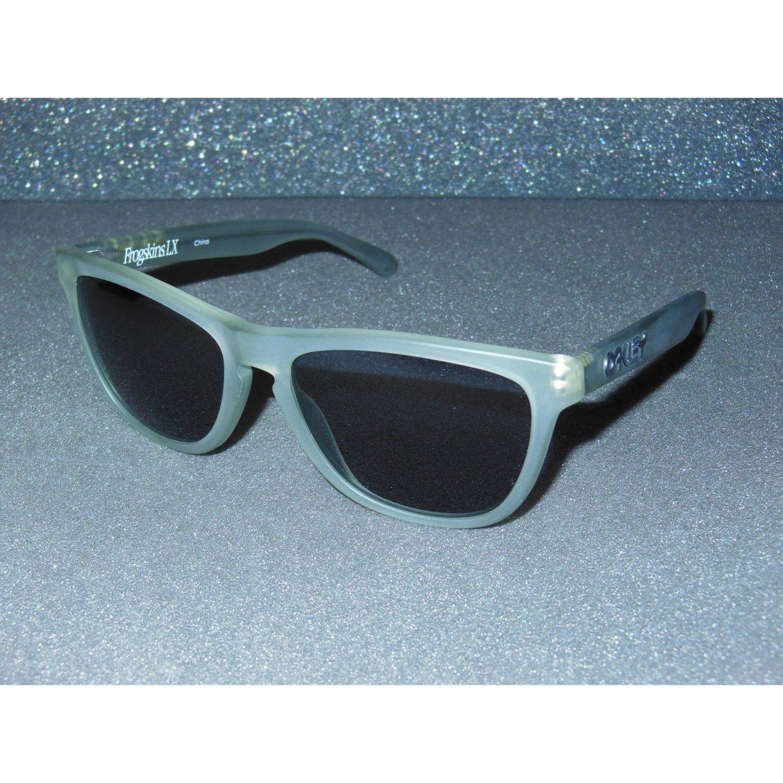 Oakley Frogskins LX Sunglasses Satin Olive/Grey