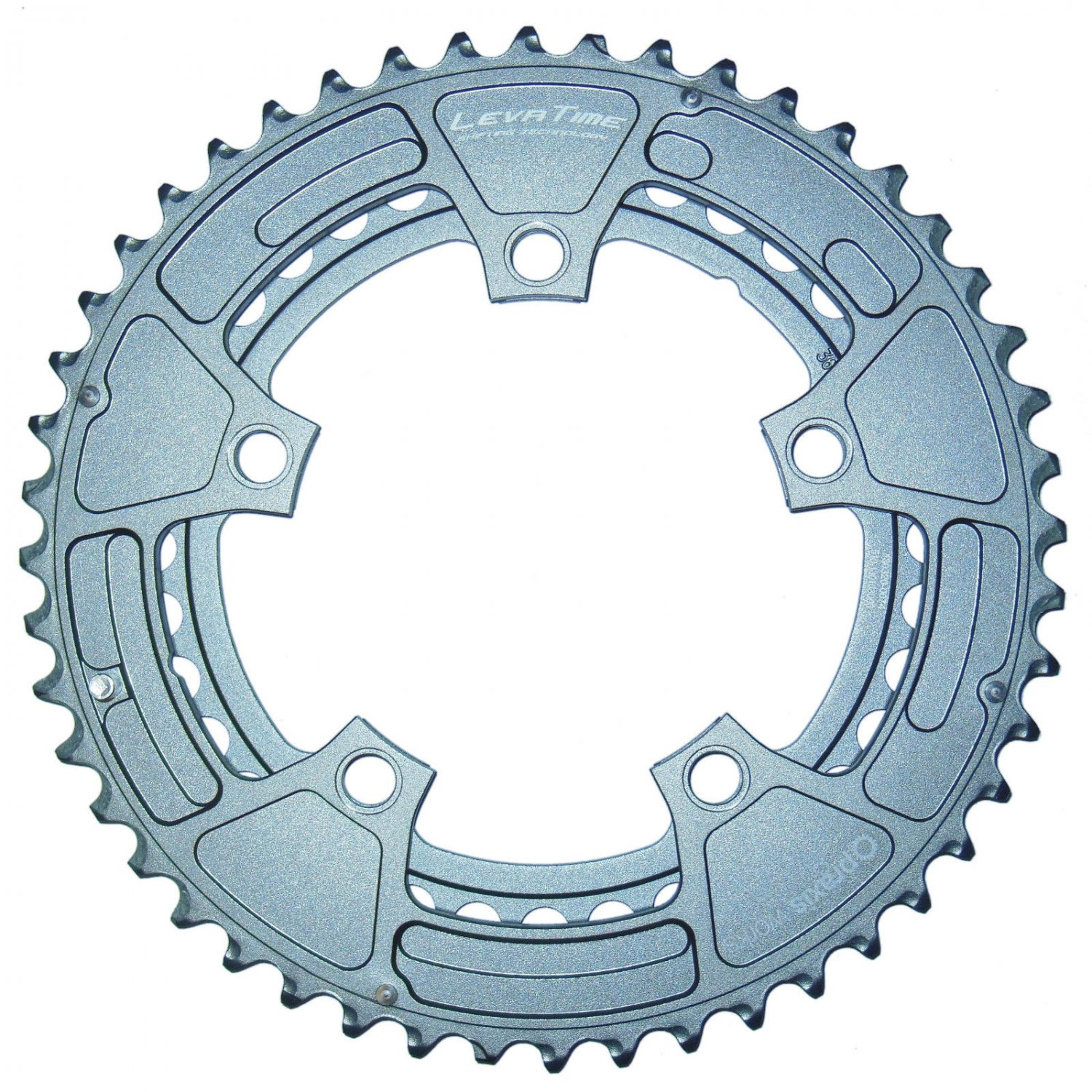 Open-Stock Praxis Levatime Cold Forged 48/36 CX Cyclocross/Gravel Grinder Chainring Set 110 BCD