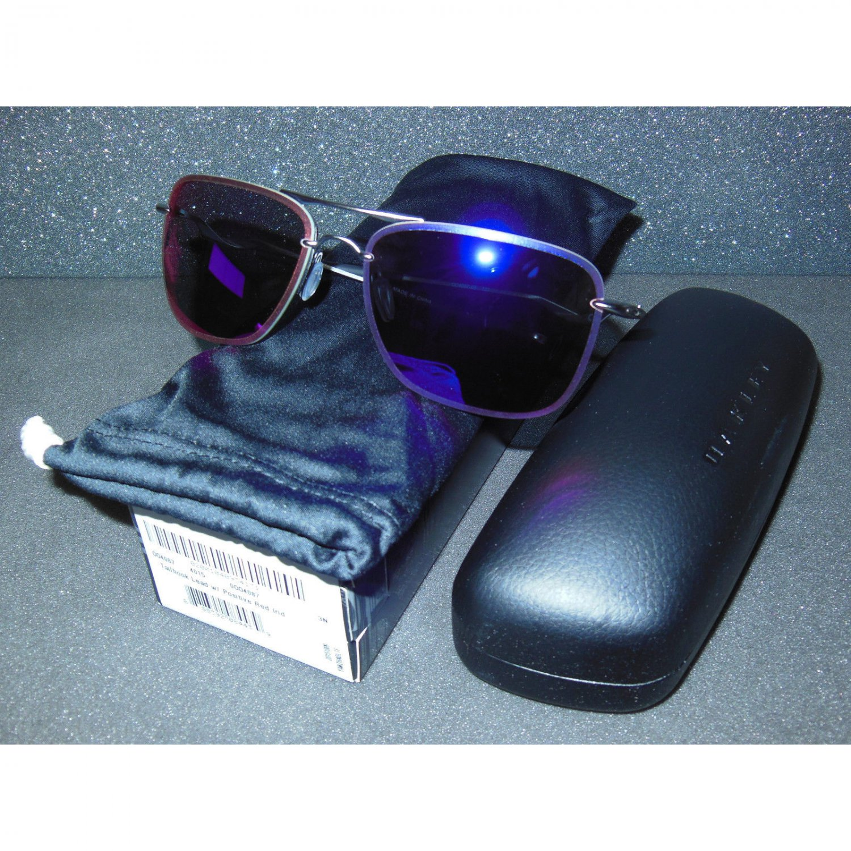 Oakley Tailhook Sunglasses Lead/Positive Red Iridium