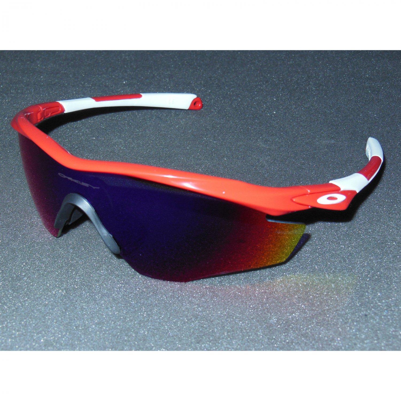Oakley M2 Frame Sunglasses Redline/Positive Red Iridium
