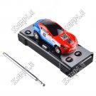 Remote controlled mini car (Red/Blue)
