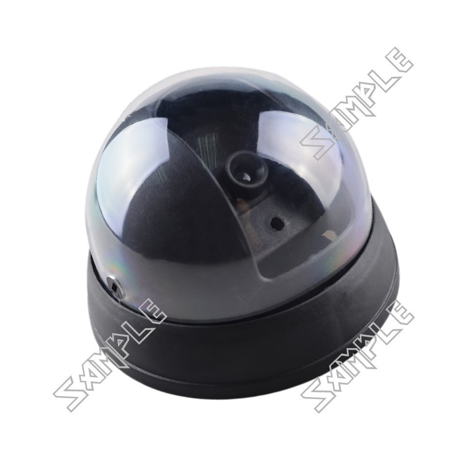 Dummy / Decoy/ Fake Security Surveillance Camera with Blinking LED (Small)