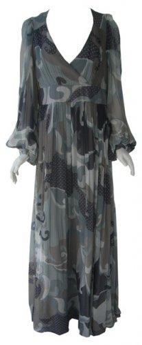 Zara Silk Dress