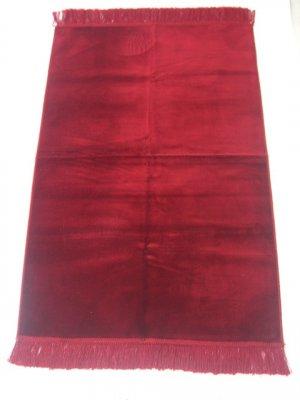Crimson Red Ic Prayer Rug One