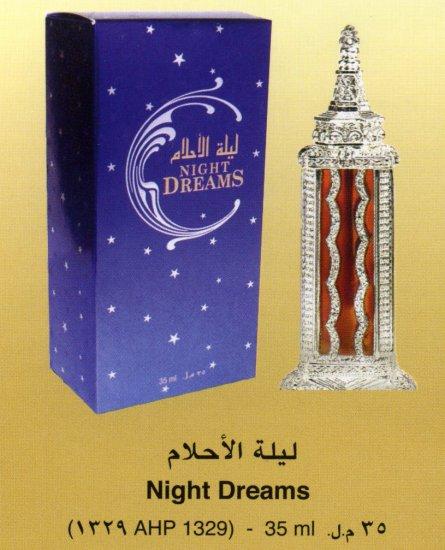 Night Dreams - Al Haramain Perfumes / Oud / Women's Arabic Perfume