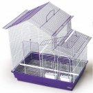 "NEW Purple Like-A-House Bird Cage Kit 24"" H x 14"" W x 26"" L"