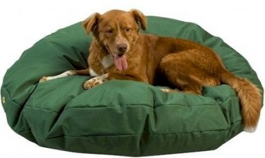 """WATERPROOF PET BED SLEEPER - Choice of Round 48"""" DIA. or Rectangle 36"""" to 54"""""""