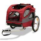Medium Pet Trailer & Stroller HOUNDABOUT - Up to 50 lbs