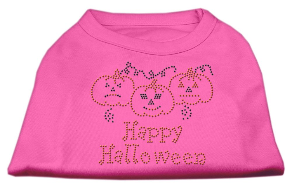 HAPPY HALLOWEEN PUMPKINS Halloween Pet Shirts Sizes XLarge - XXXLarge