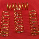 4 Genuine Yamaha Tuba Valve Springs with factory coating See listing for models