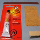 NATURAL Saxophone Neck Cork KIT  with adhesive & extras