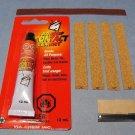 4 Selmer HyTek-Plus CLARINET TENON CORK  w/ Adhesive!