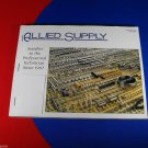 Allied Supply Older Brass and Woodwind Repair Parts and Tools Catalog